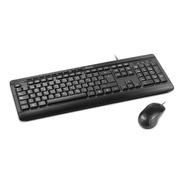 Klip Xtreme Combo Deskmate Teclado+mouse Alámbrico Usb