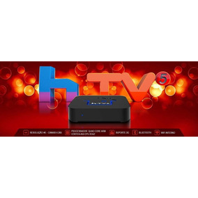 Conversor Visiontec Vt7710 Smart Web 4k Tv Htvi Android