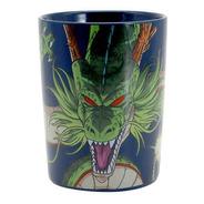 Caneca Shenlong Dragon Ball Z Alça Quadrada Cerâmica
