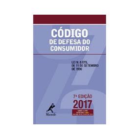 Codigo De Defesa Do Consumidor - Bolso - 2017