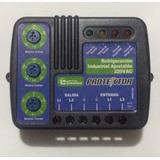 Protector De Voltaje Para Aire 220v Con Regulador De Voltaje