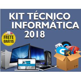 Kit Técnico Informática Envio Imediato
