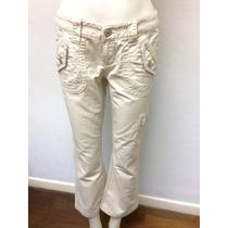 Pantalón Mujer Aeropostale Cargo Importado De Usa Impecable