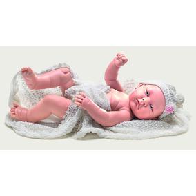 Boneca Infantil Bebê Coleção Anjo Brinquedo Reborn