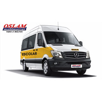 Sprinter 415 Longa Escolar - 0 Km - Van Oslam