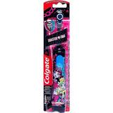 Escova De Dentes Elétrica Infantil Colgate Monster High (2)