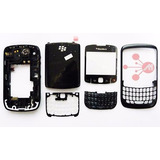 Carcasa Blanca Blackberry Geminis 8520 Blanca- Mundosco