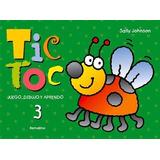 Tic Toc 3 Juego, Dibujo Y Aprendo