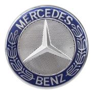 Emblema Mercedes Capô Sprinter Cromado