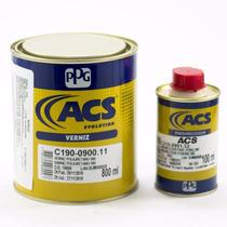 (6 Piezas) Kit Transparente Acs Ppg Refinish 185 Pesos C/u