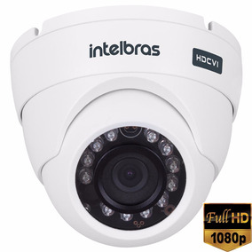 Camera Intelbras Hdcvi Vhd 3220d Full Hd 1080p 2.8mm G4