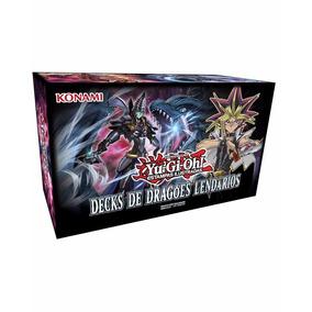 Yugioh Decks Dos Dragões Lendários Pronta Entrega