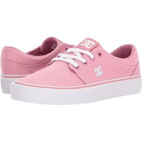 Tenis Feminino Skate Dc - Calçados 32844e71b08