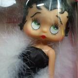 Betty Boop Muñeca Estilo Barbie