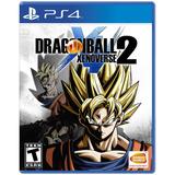 Juego Ps4 Sony Dragonball 2 Xenoverse (físico)