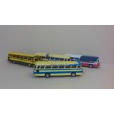 Miniatura De Ônibus Antigo Monobloco Cometa