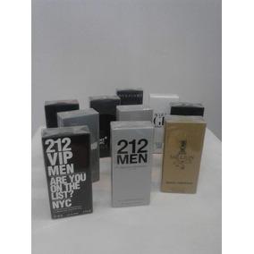 Perfumes De Caballero Originales 20 Ml (presentaciòn Mini)