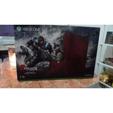 Xbox One S 2tb Version Gears Of Wars 4 Limited