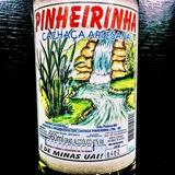 Cachaça Artesanal Mineira 960ml Pinheirinha Toneis Carvalho