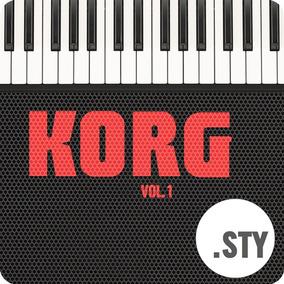 Los Mejores Ritmos Gruperos Korg Pa50, Pa60 Y Pa80 Vol. 1