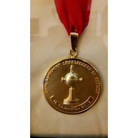 Medalha Original Da Libertadores De 2012, Corinthians