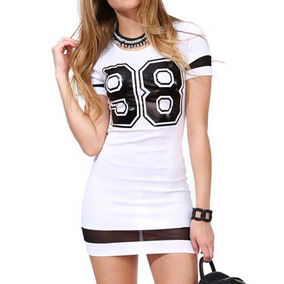 Vestido Juvenil Blanco 98 Sport Mini R328