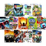 Nintendo Wii Varios Juegos