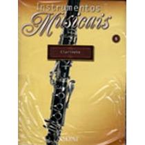 Clarinete Colecao Instrumentos Musicais De Sopro Salvat