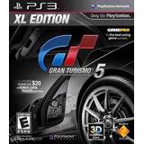 Gran Turismo 5 Xl Edition Ps3 Nuevo Y Sellado Fenix Games