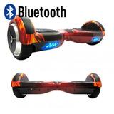 Smart Balance Scooter Eléctrico+bluetooth Gratis Maletín