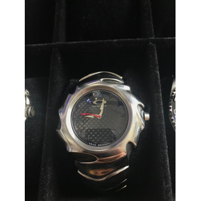 f38fd961ea7 Relogio Oakley Cromado - Relógios no Mercado Livre Brasil