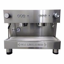 Cafetera One-2gr Uso Rudo Inustrial Acero Inoxidable Xxcaf