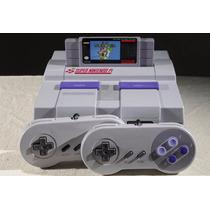 Super Nintendo Extreme: 45 Mil Jogos + Hdmi, Av E Garantia