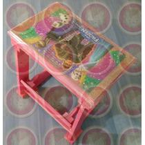 Juguete Didáctico: Escritorio Pintado. Niños. Mesa.