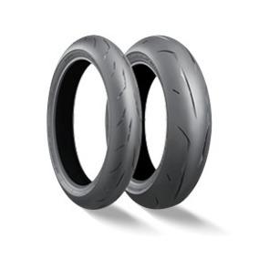 Kit Pneu Bridgestone Rs10 120/70 R17 58w & 180/55 R17 73w