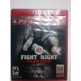 Fight Night Champion.-ps3