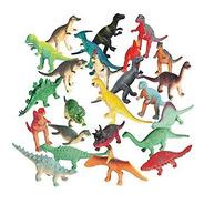 Mini Dinosaurios De Vinilo (72 Cuentas)