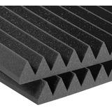 Paneles Acústicos Auralax Studiofoam 5.08 Cm X 60.96 X 60.96