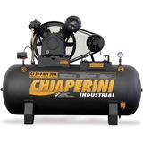 Compressor De Ar 20 Pés 200 Litros Trifásico De Alta Pressão