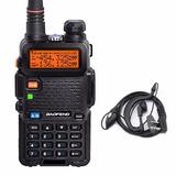 Radio Handy Baofeng Uv 5r Vhf Uhf Equipo Comunicacion Handie