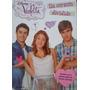 Libro Un Corazon Dividido Violetta Disney N° 2
