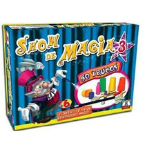 Juego Show De Magia 50 Trucos Implas Caja 3 Sipi Shop