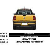 Adesivo Porta Mala Saveiro Saveiro Cross G5 G6