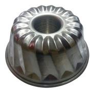 Forma Decorativa Vulcão Espiral  Alumínio