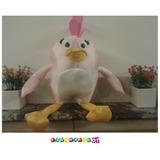 Angry Birds - Stella - Como En La Peli - Peluche 45 Cm!