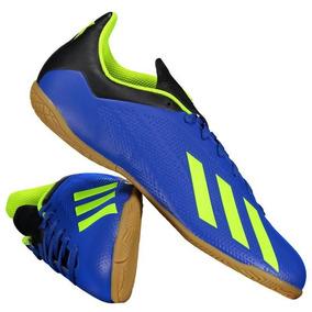 Chuteira Futsal - Chuteiras Adidas de Futsal Azul no Mercado Livre ... 8400f20ebdebf