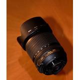 Lente Nikon 18 . 105 . Impecable