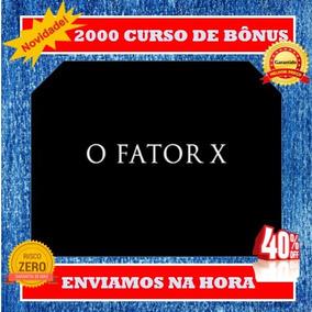 Fator X- Pedro Superti+ 2000 Bônus