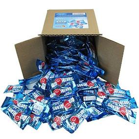 Airheads Dulces A Granel - Air Heads Mini Barras Azules Rasb