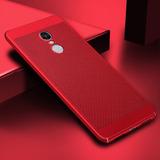 Funda Disipadora De Calor Xiaomi Redmi Note 4 Global Rojo